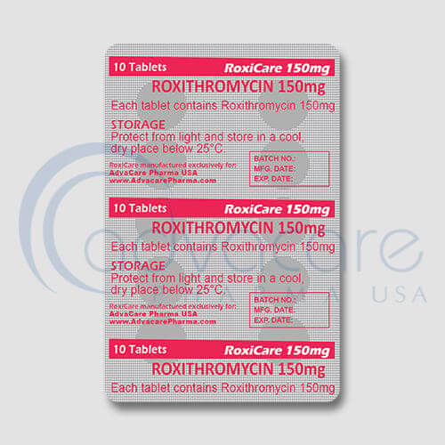 Roxithromycin Tablets Manufacturer 3