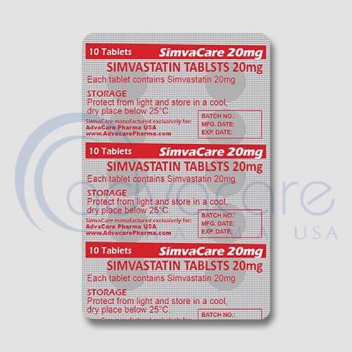 Simvastatin Tablets Manufacturer 2