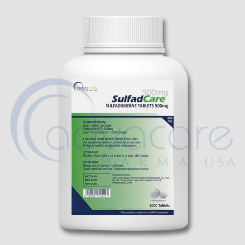 Sulfadimidine Tablets Manufacturer 2