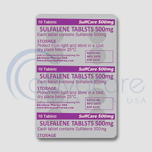 Sulfalene Tablets Manufacturer 3