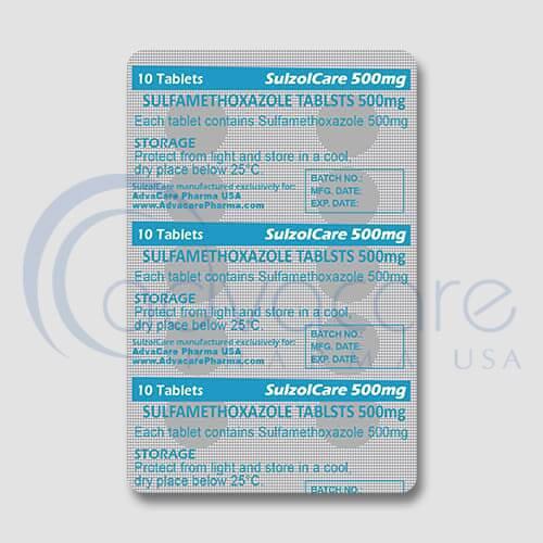 Sulfamethoxazole Tablets Manufacturer 3