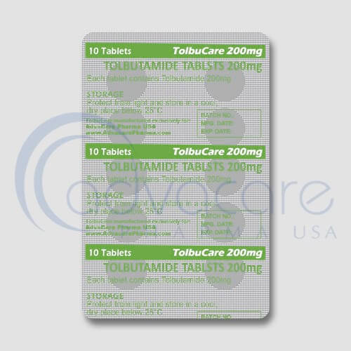 Tolbutamide Tablets Manufacturer 3