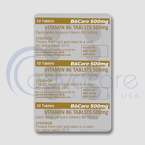 Vitamin B6 Tablets Manufacturer 3