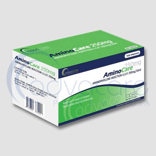 Aminophylline Injections Manufacturer 2