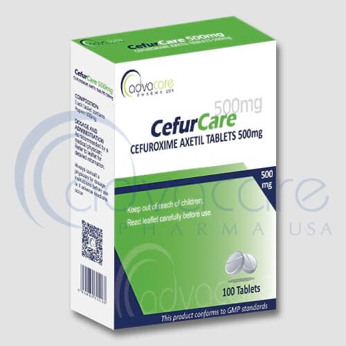 Cefuroxime Axetil Tablets Manufacturer 1