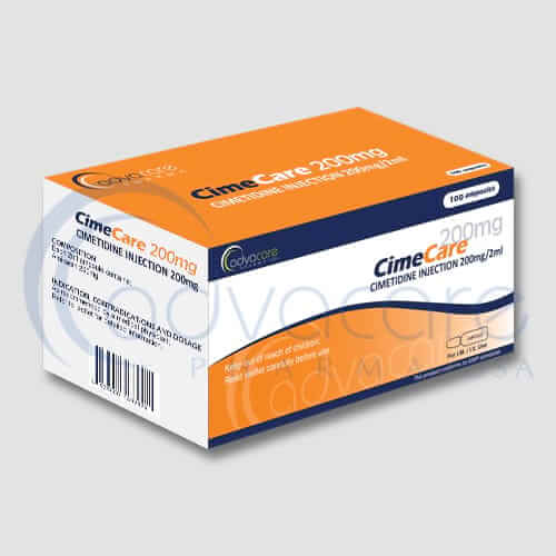 Cimetidine Injections Manufacturer 2