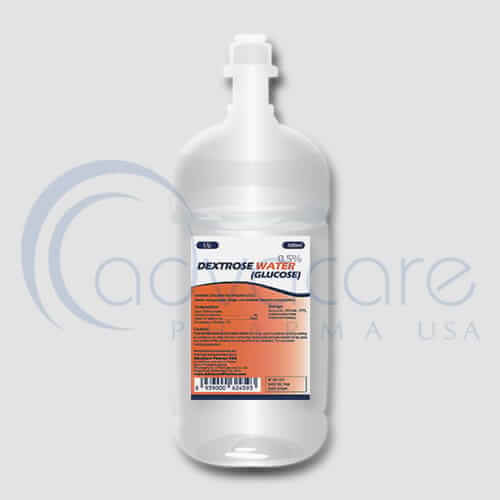 Dextrose Water for Infusions Manufacturer 1