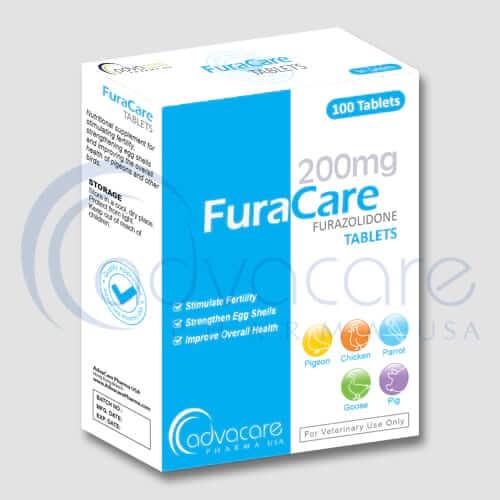 Tabletas de Furazolidona