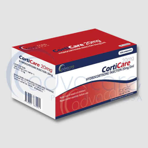 Hydrocortisone Injections Manufacturer 2