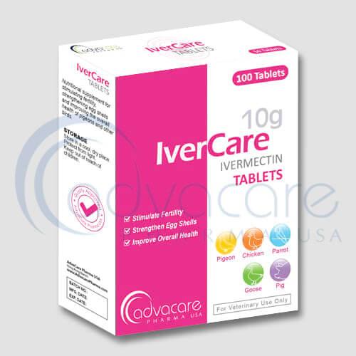 Comprimés d'ivermectine
