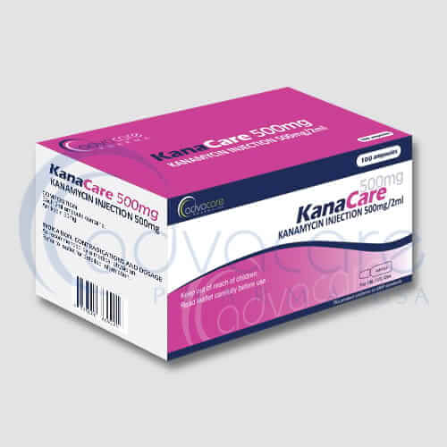 Kanamycin Sulfate Injections Manufacturer 2