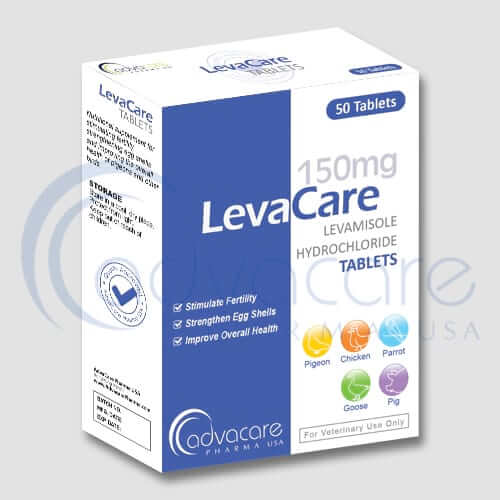Levamisole Hydrochloride Tablets & Boluses