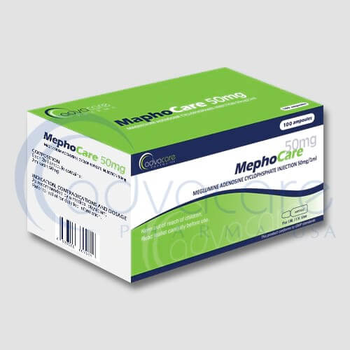 Meglumine Adenosine Cyclophosphate Injections Manufacturer 2