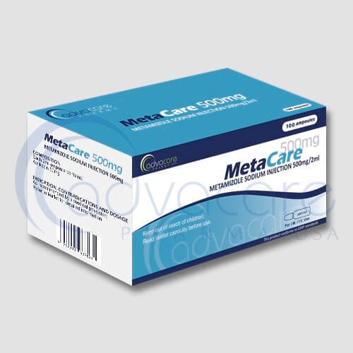 Metamizole Sodium Injections Manufacturer 2