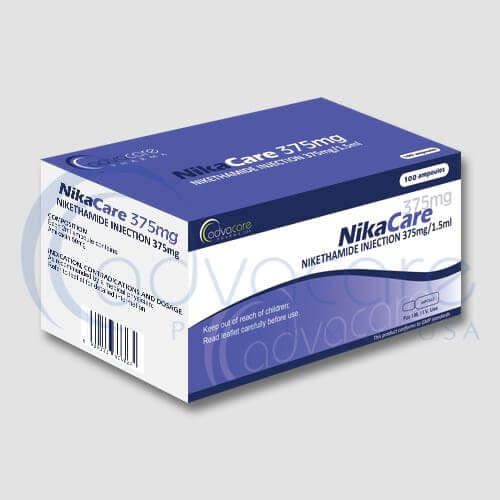 Nikethamide Injections Manufacturer 2