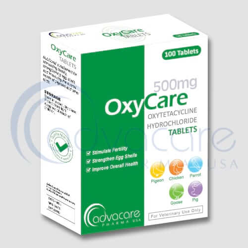 Oxytetracycline Hydrochloride Tablets