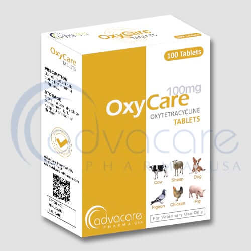 Oxytetracycline Tablets Manufacturer 1