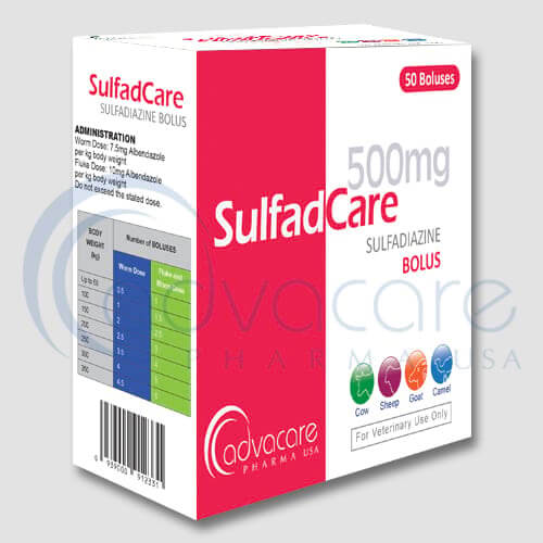 Sulfadimidine Boluses