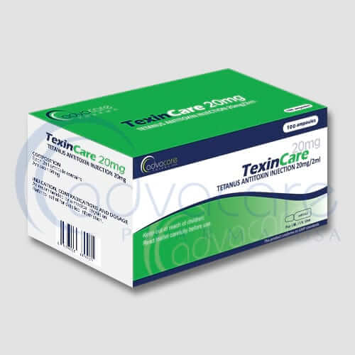Tetanus Antitoxin Injections Manufacturer 2
