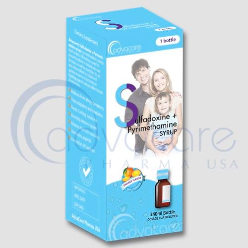 Sulfadoxine + Pyrimethamine Syrups Manufacturer 1