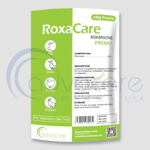 Roxarsone Premixes