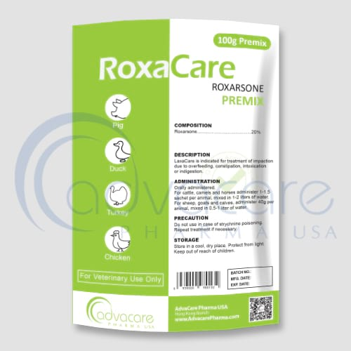 Roxarsone Premixes Manufacturer 1