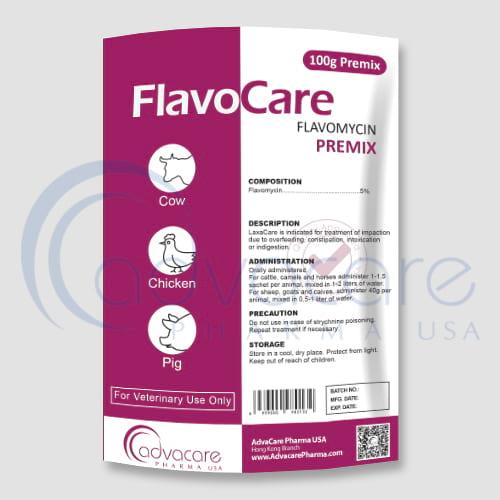 Flavomycin Premixes Manufacturer 1