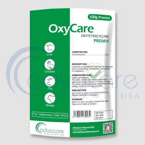 veterinary powders premixes packaging