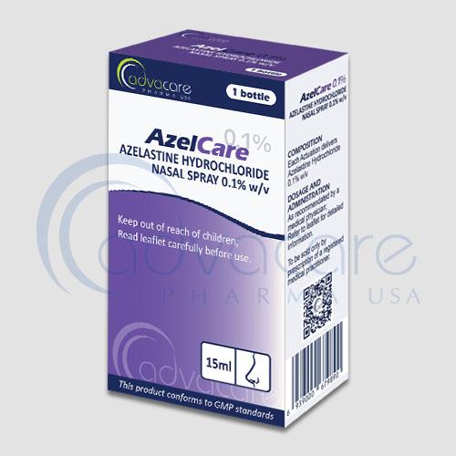 Azelastine HCL Nasal Sprays Manufacturer 1
