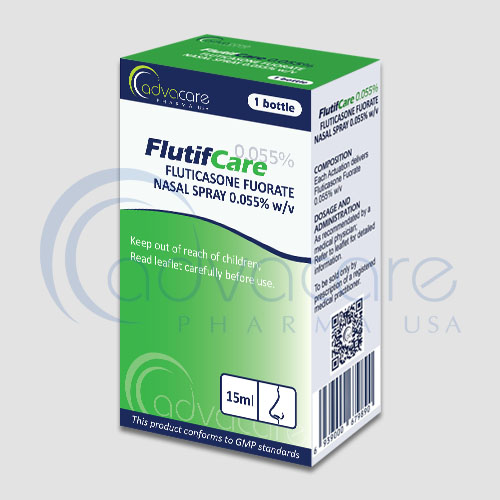 Fluticasone Furoate Nasal Sprays Manufacturer 3