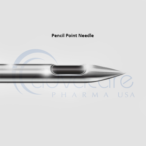 pencil-point-spinal-needle