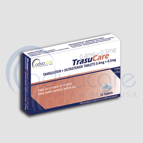 Tamsulosin Dutasteride Tablets Advacare Pharma